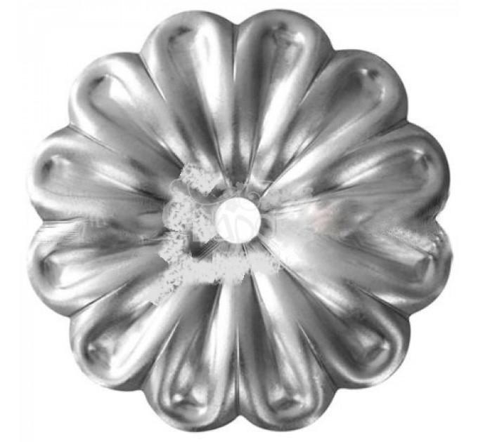 Цветок штампованный d70х1мм.